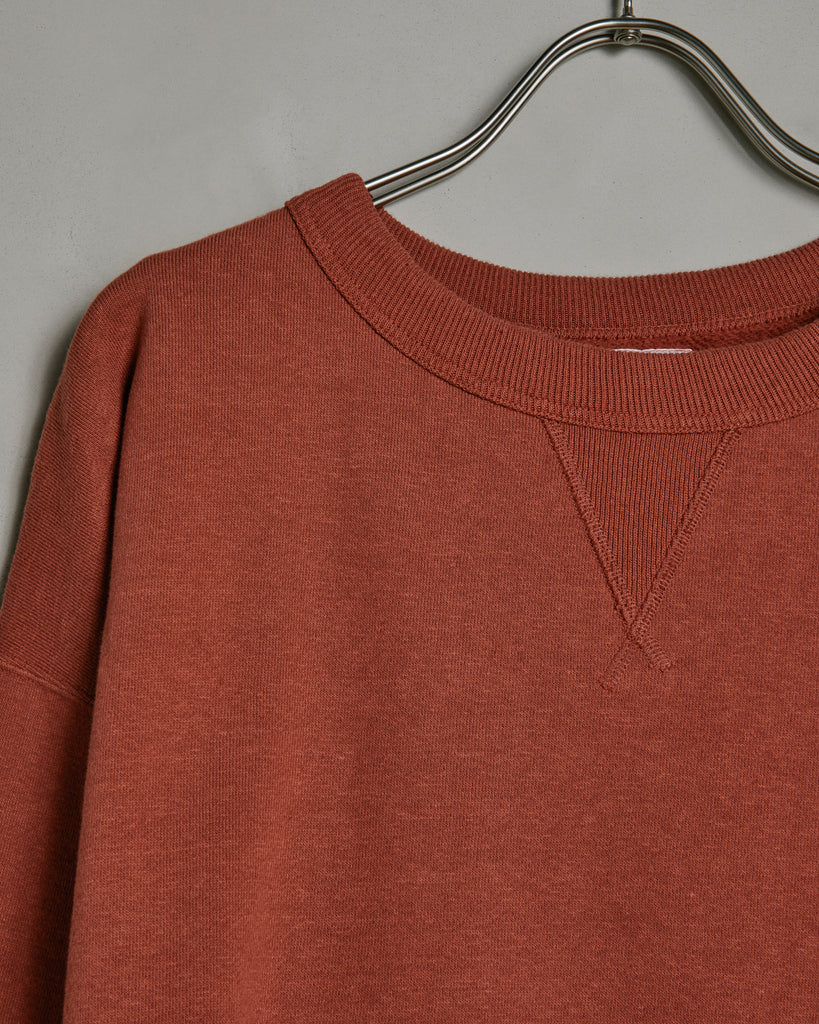 Laniakea Crew Neck Sweat in Spiced Apple