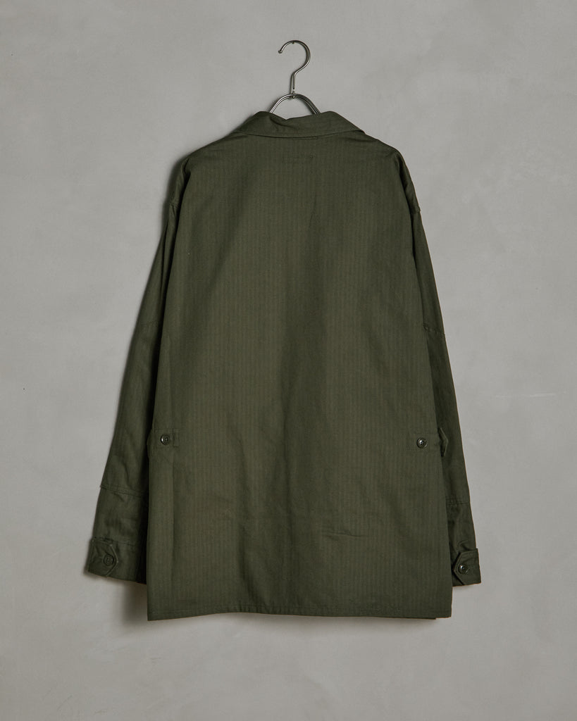 BDU Jacket in Olive