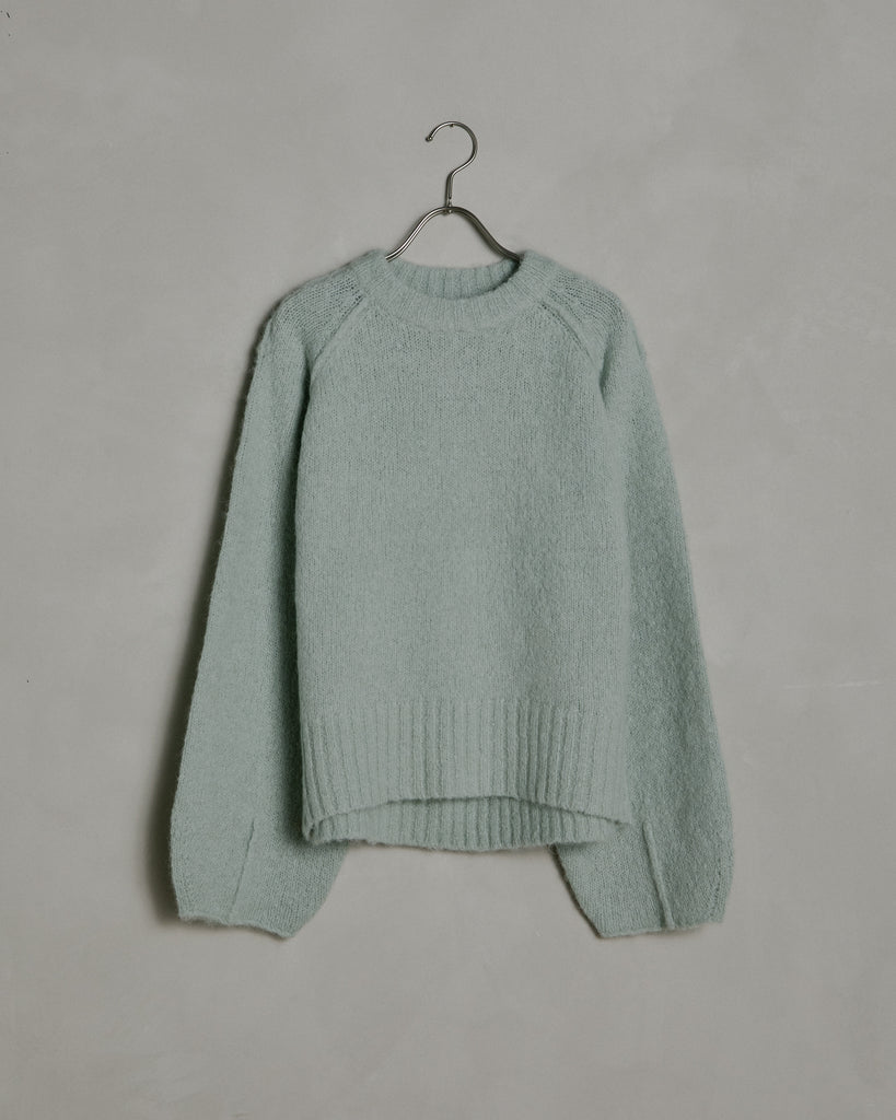 Francisca Sweater in Dew Green