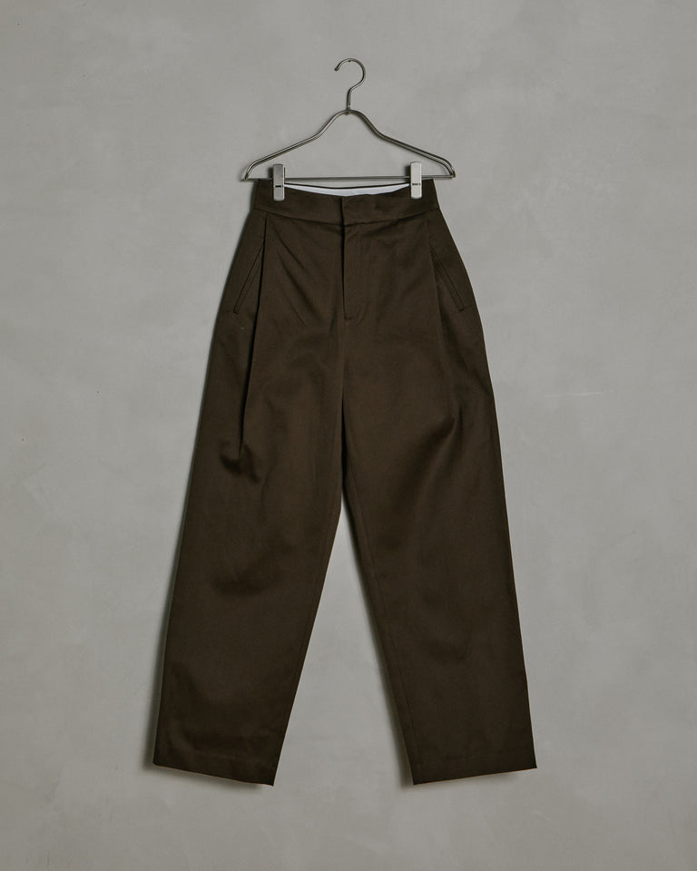 Martin Pants in Brown