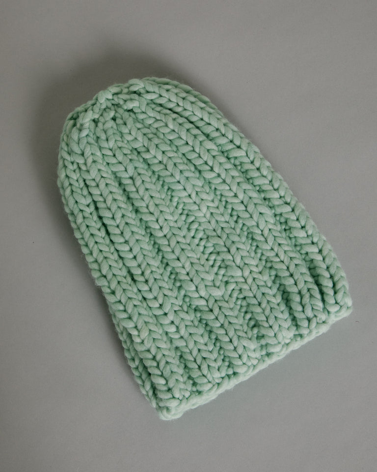 Fold Hat in Mint