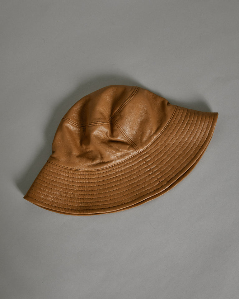 Ebi Bucket Hat in Honey
