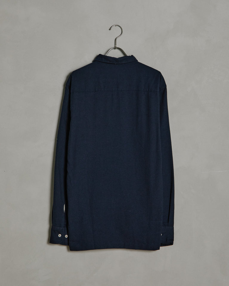 Garage Shirt in Navy