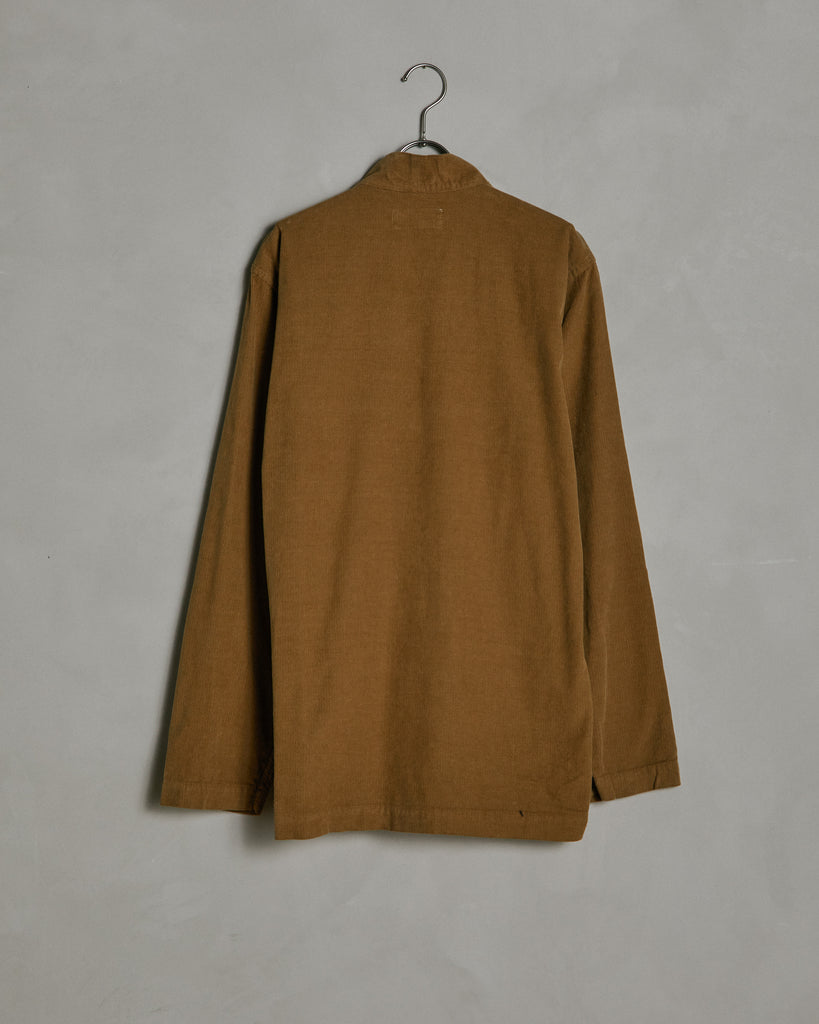 Kyoto Work Jacket in Taupe