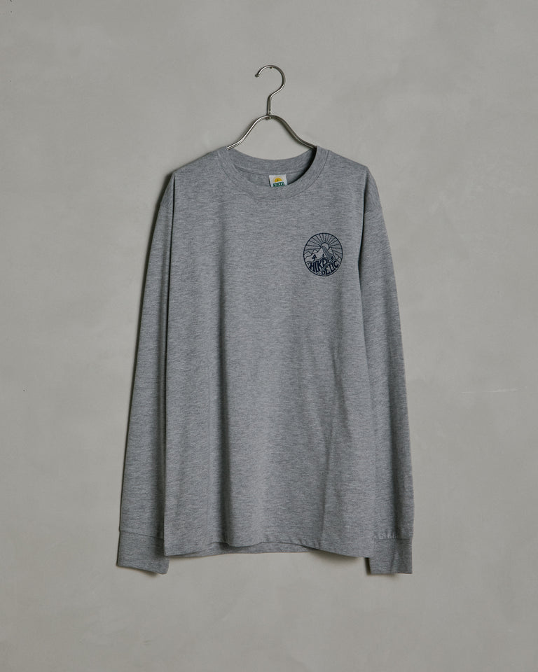 Core Logo T-shirt in Grey