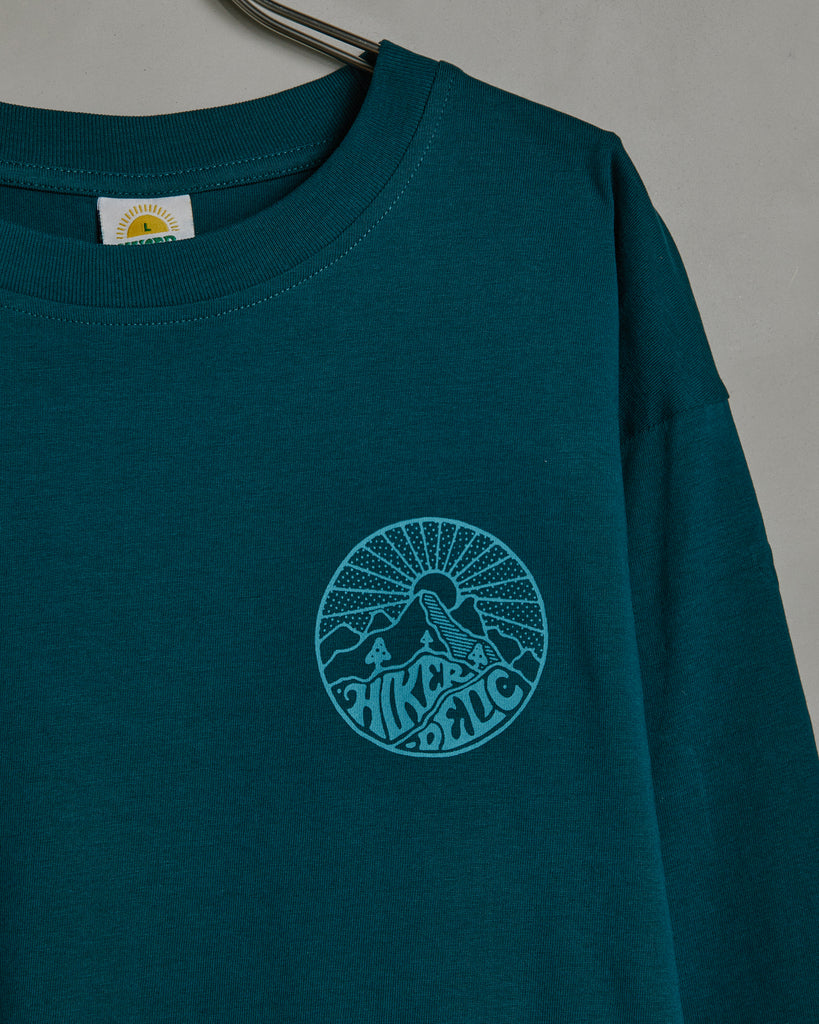 Core Logo T-shirt in Green