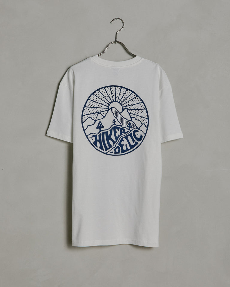 Logo Short Sleeve T-shirt in White