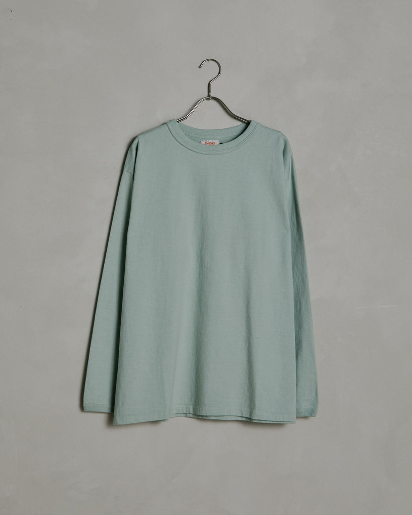 Makaha Long Sleeve Tee in Sage