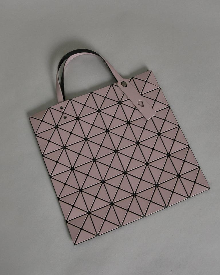 Lucent Matte Tote in Blush