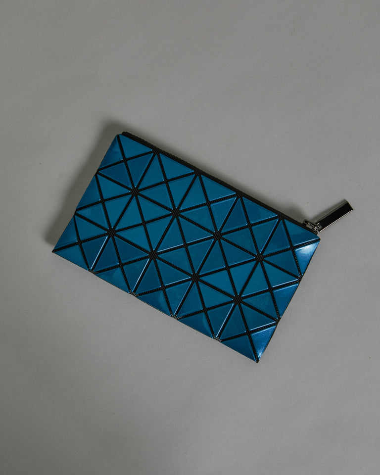 Prism Flat Pouch in Blue