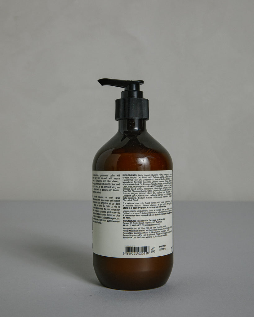 Aesop Rejuvenate Intensive Body Balm 500ml
