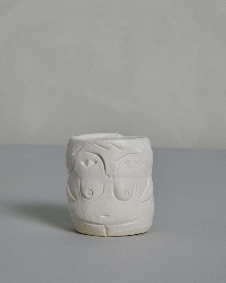LA Whiskey Tumbler in Tiki