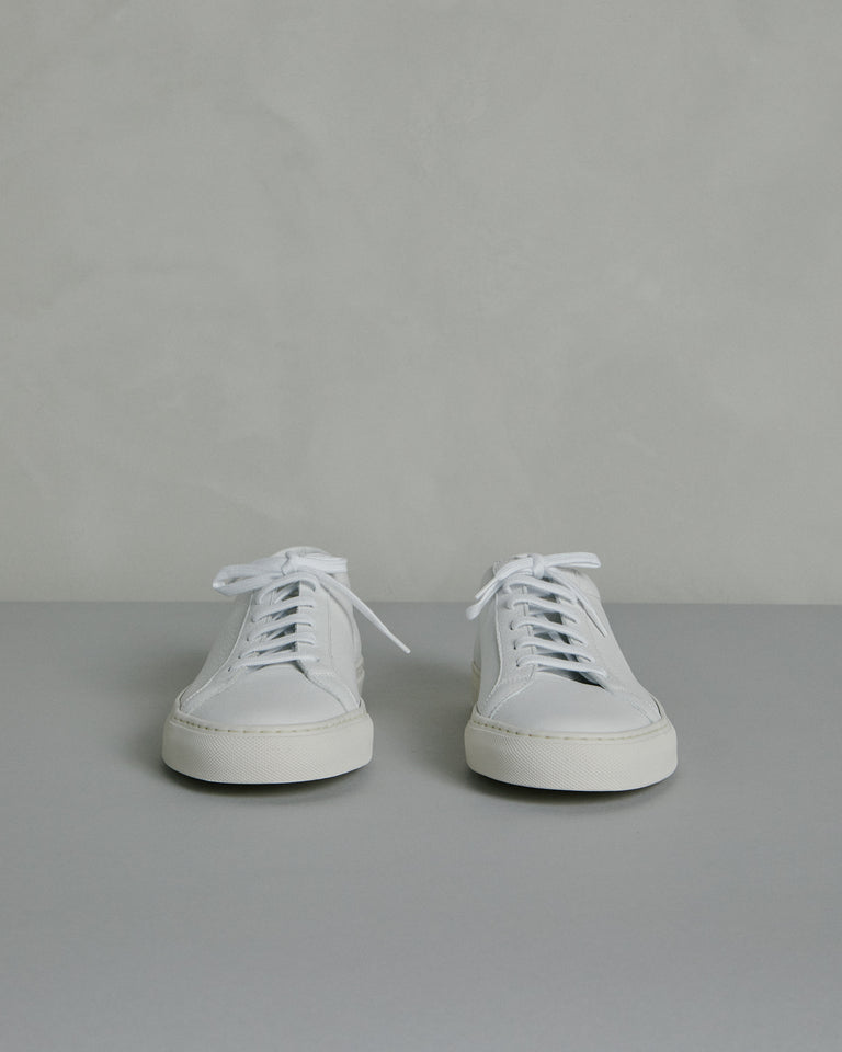 Achilles Pebbled 2277 in White