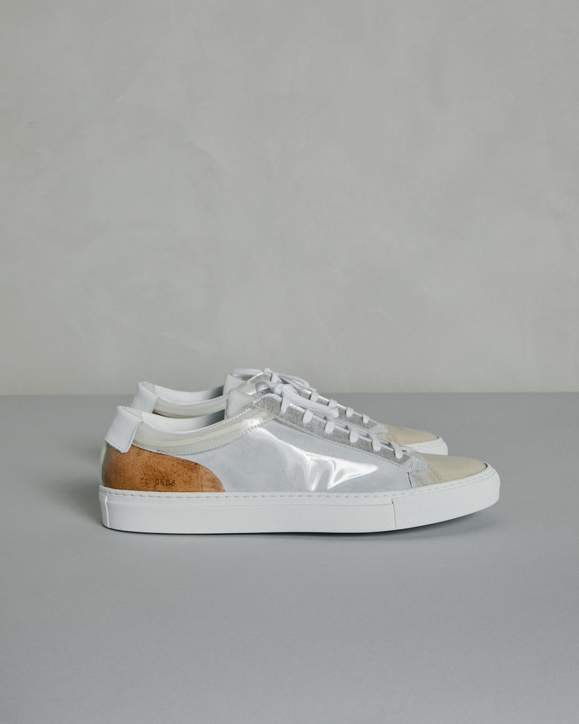Achilles Clear 2285 in White