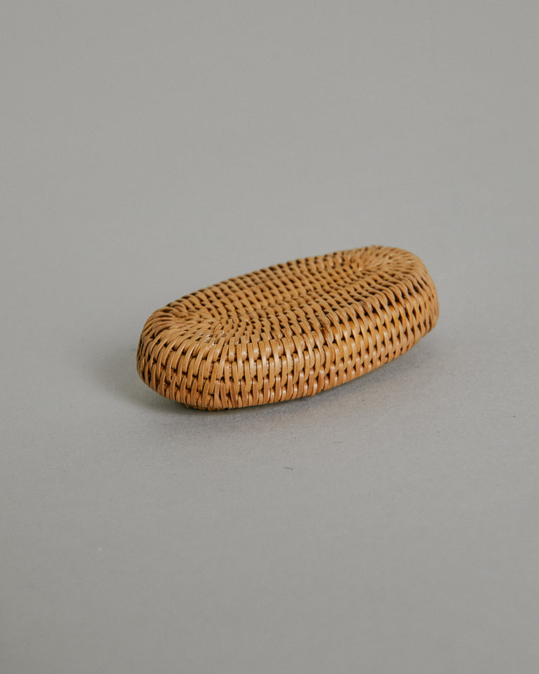 Lidded Basket in Assorted