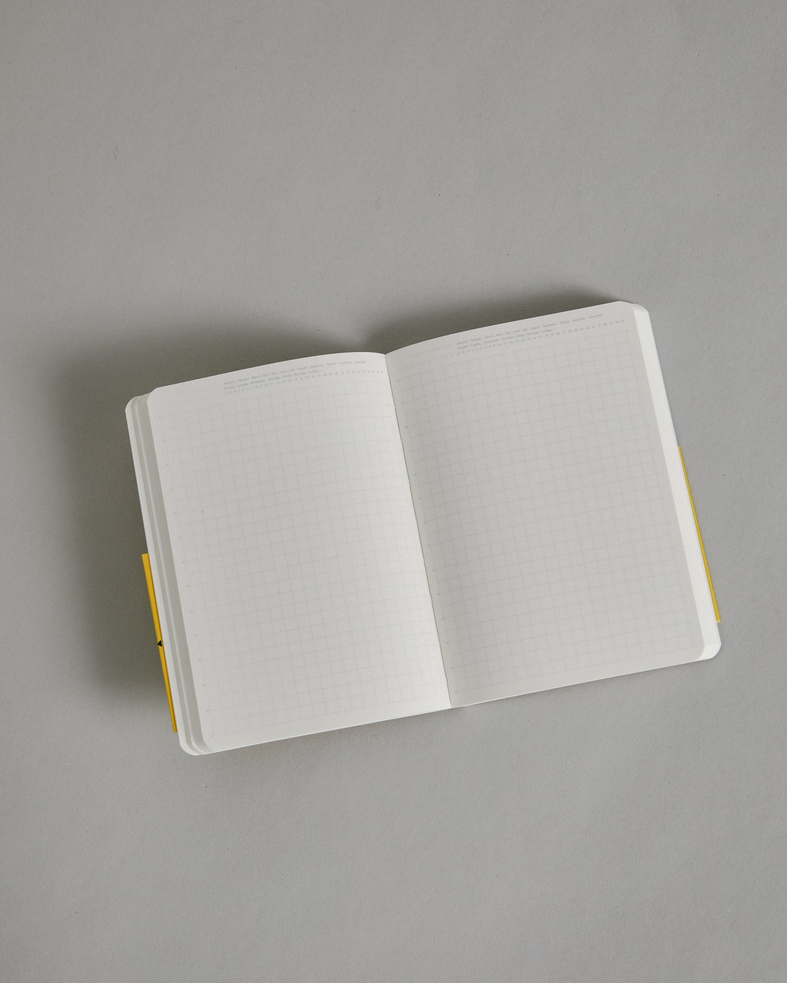 365 Days Notebook in Black