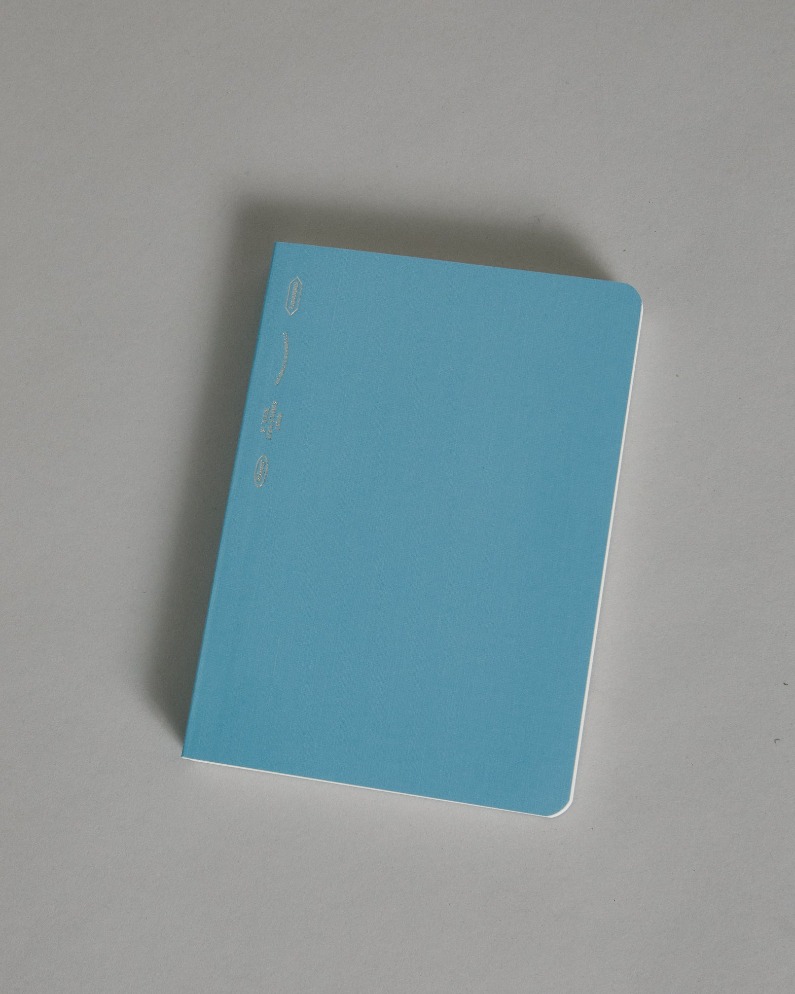 365 Days Notebook in Blue