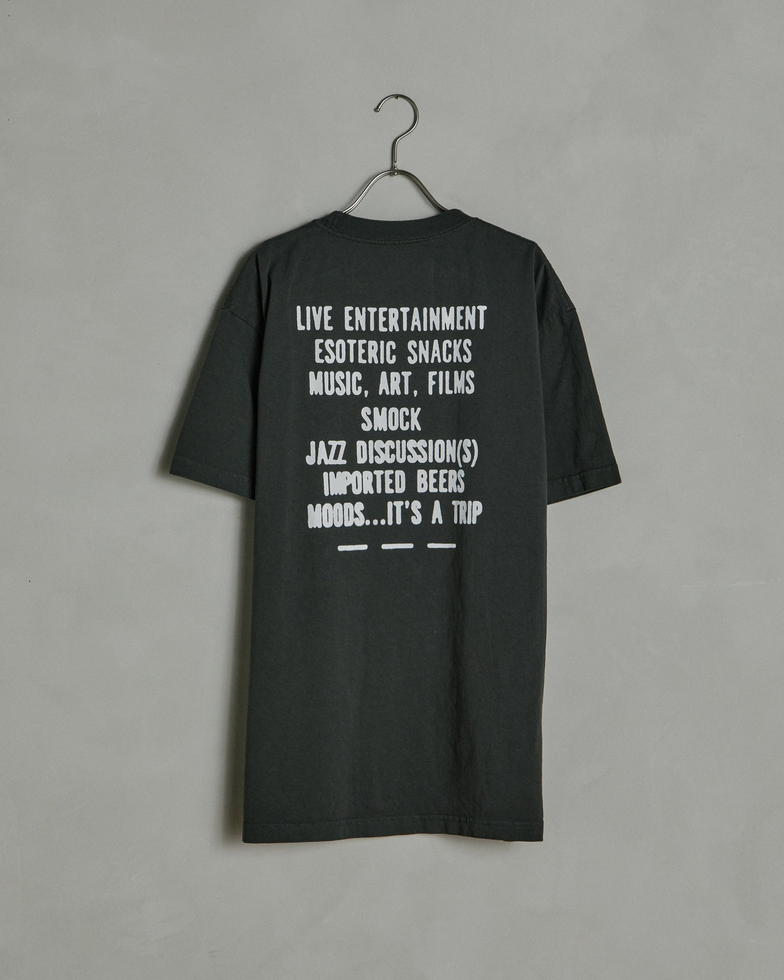 Live Entertainement Short Sleeve in Black