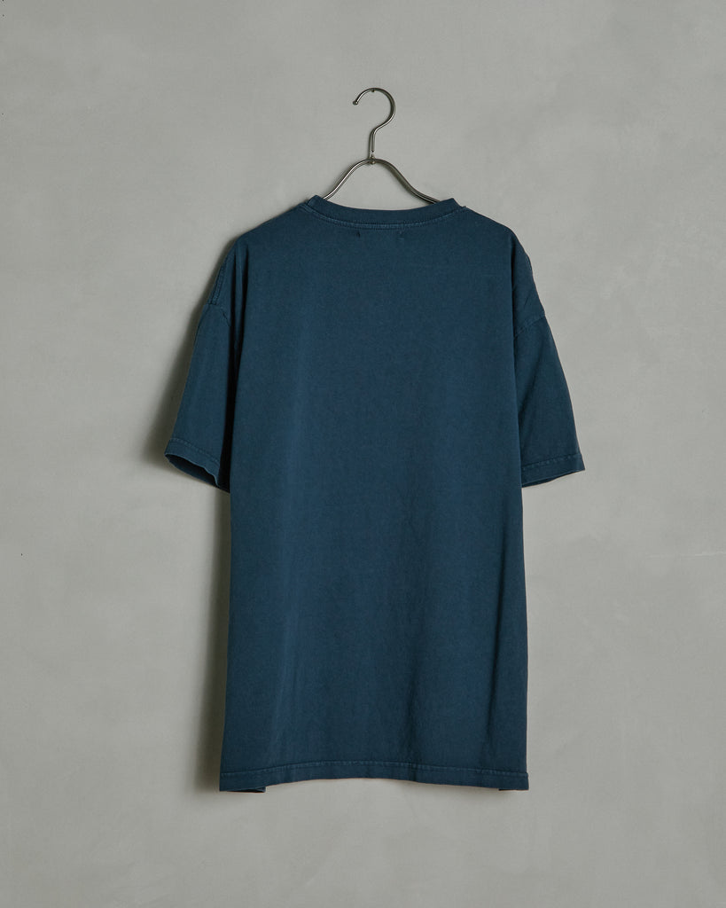 Big Pocket Tee in Bauhaus