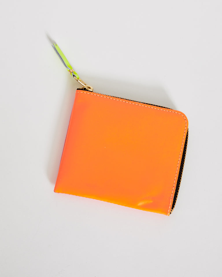 3100SF Super Fluo Leather Line in Orange/Pink