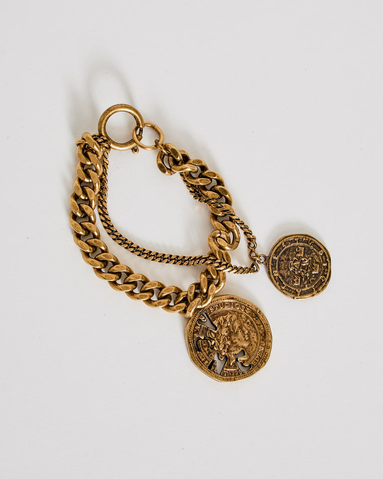 Bracelet in Antique Gold