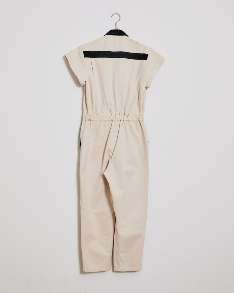 Birch Jumpsuit in Natural