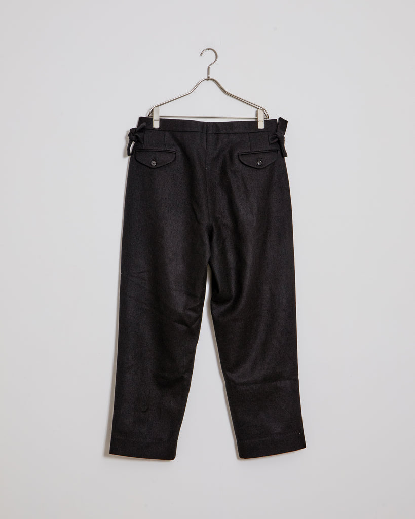 Appenzeller Trousers in Black