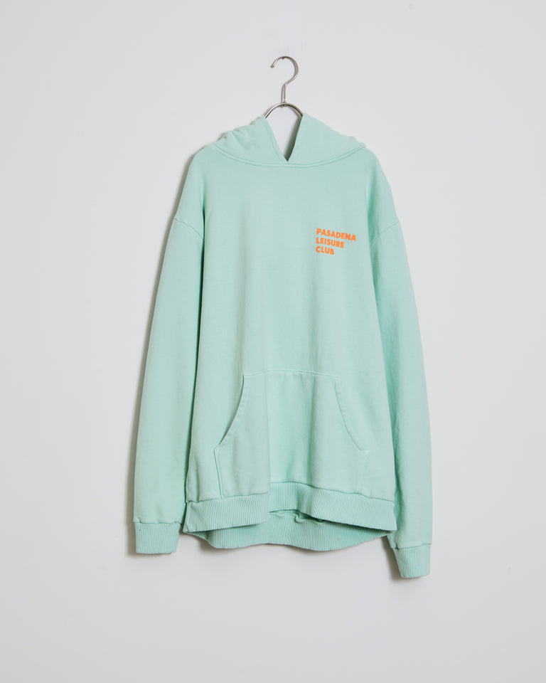 Puff Hoodie in Mint