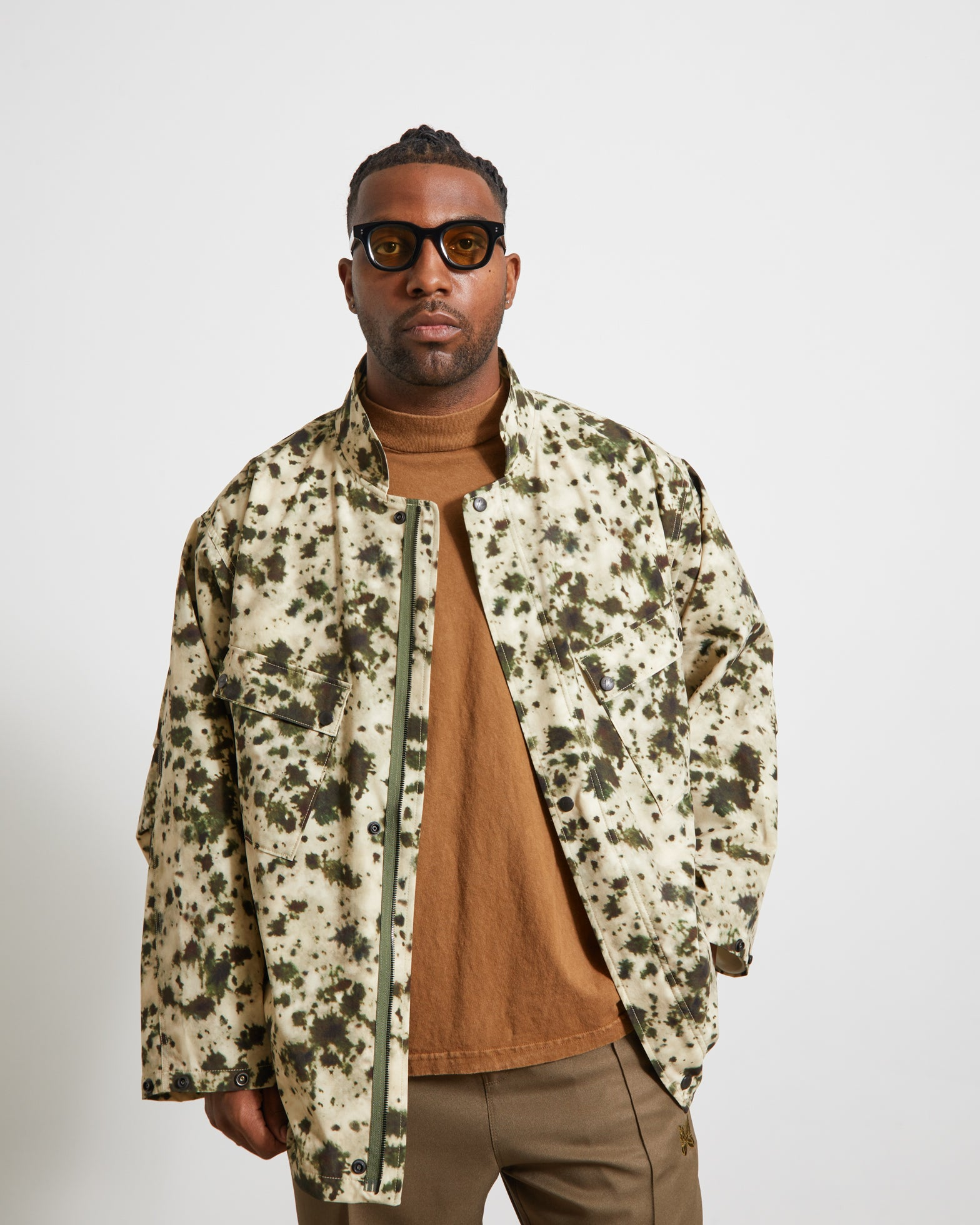 C.P. Ripstop Jacket in Khaki