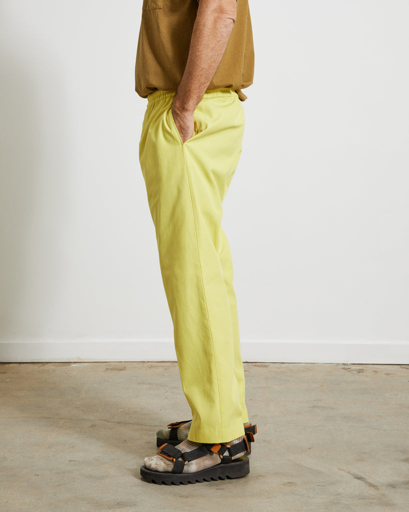 Parkino 2109 M.W. Pants in Lime