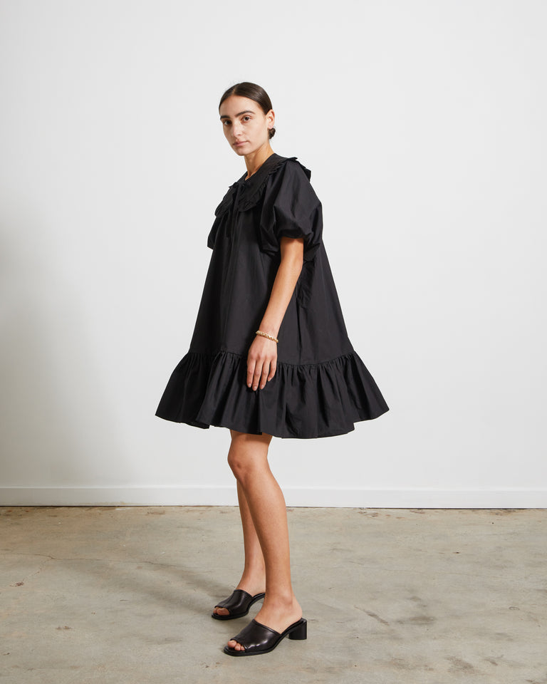 Calina Dress in Black