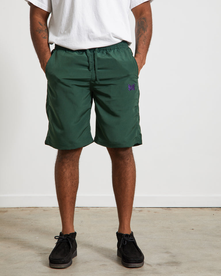 Basketball Short in Green