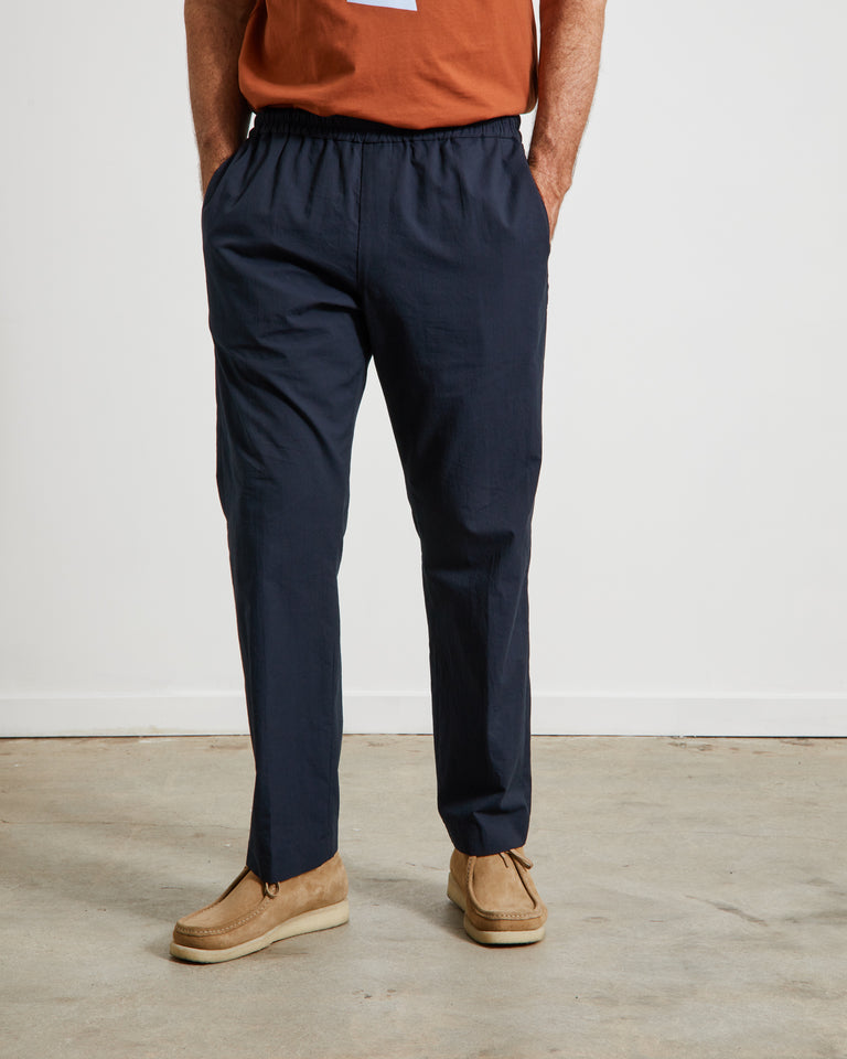 Parkino 2167 M.W. Pants in Navy
