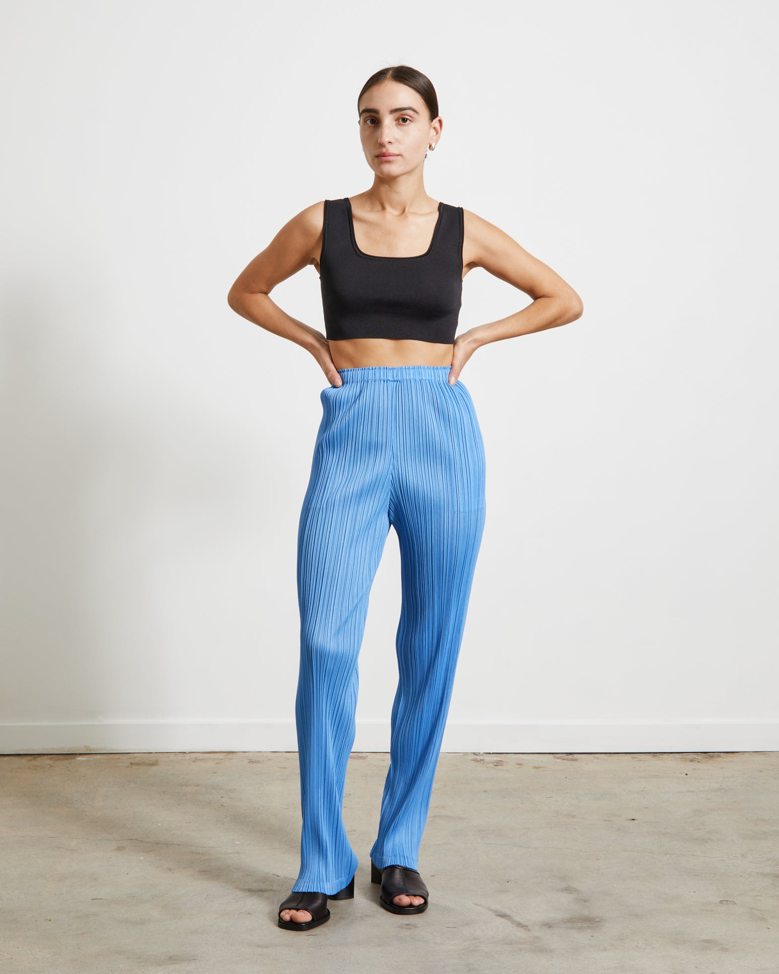 PP16JF533 Pants in Light Blue