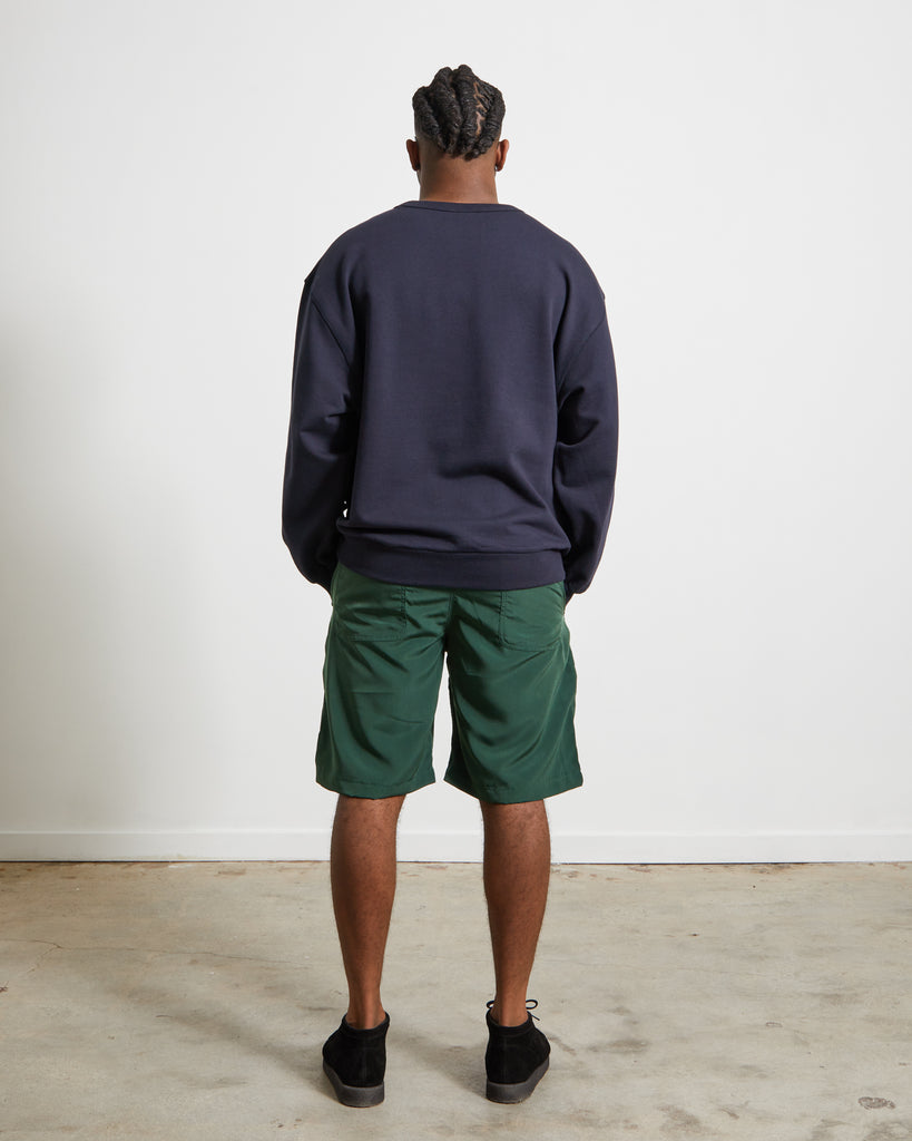 Haxti 2609 M.K. Sweater in Navy