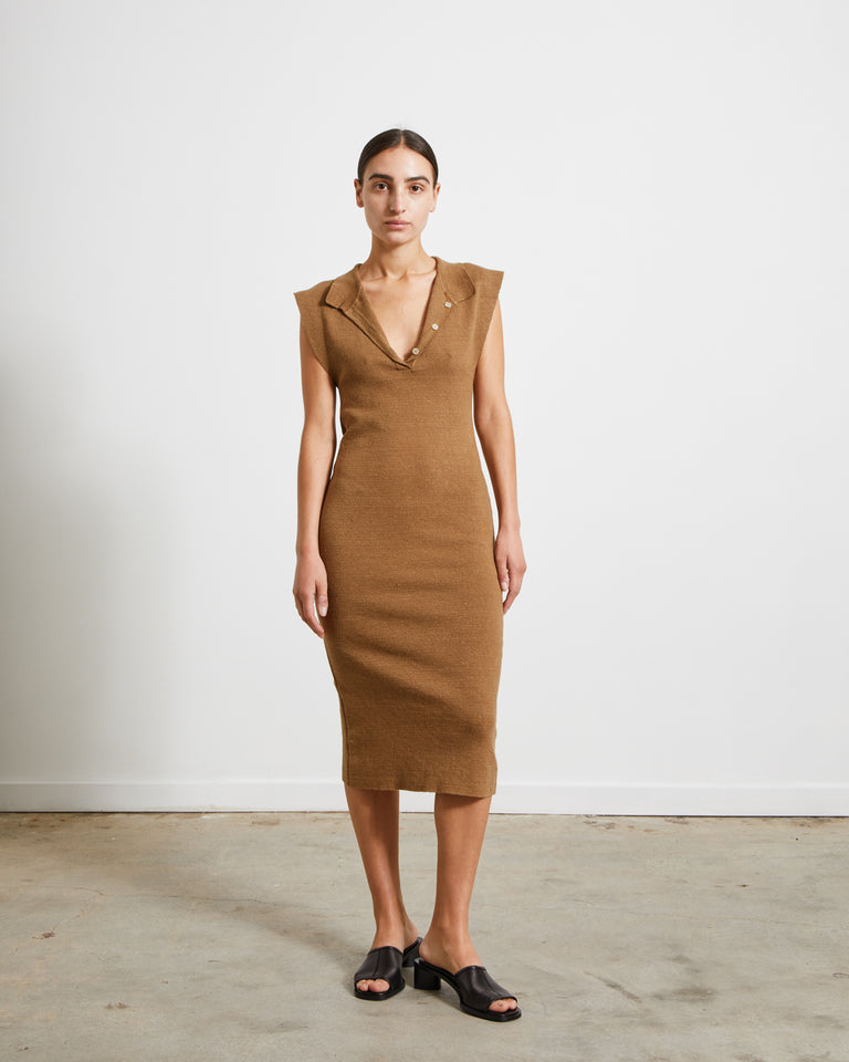 La Robe Santon in Dark Beige