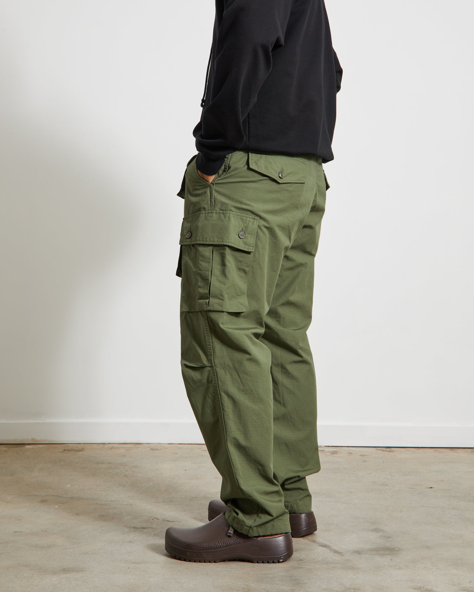Ripstop FA Pant in Olive