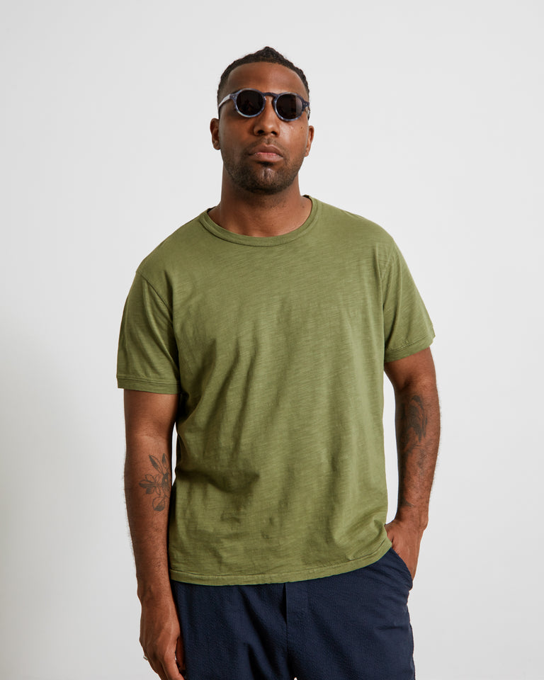 Standard T-Shirt in Army Olive