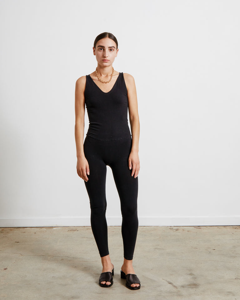 Oleta Jumpsuit in Black