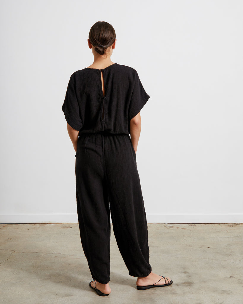 Easy Jumpsuit in Black