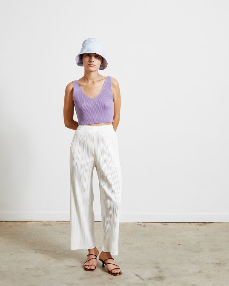 PP16JF462 Pants in Off White