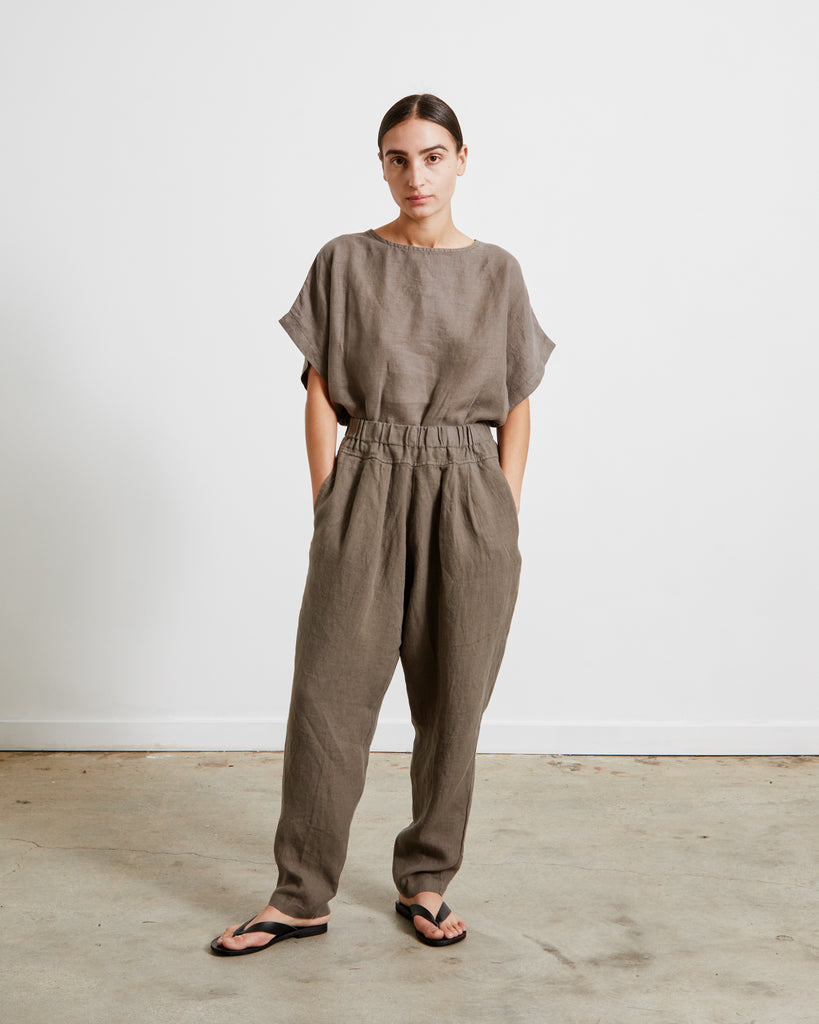 Mohawk General Store | Black Crane | Carpenter Pants in Gray
