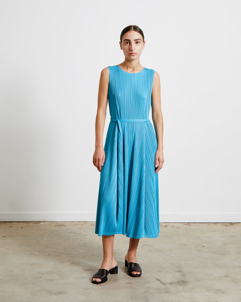 PP16JH464 Dress in Turquoise