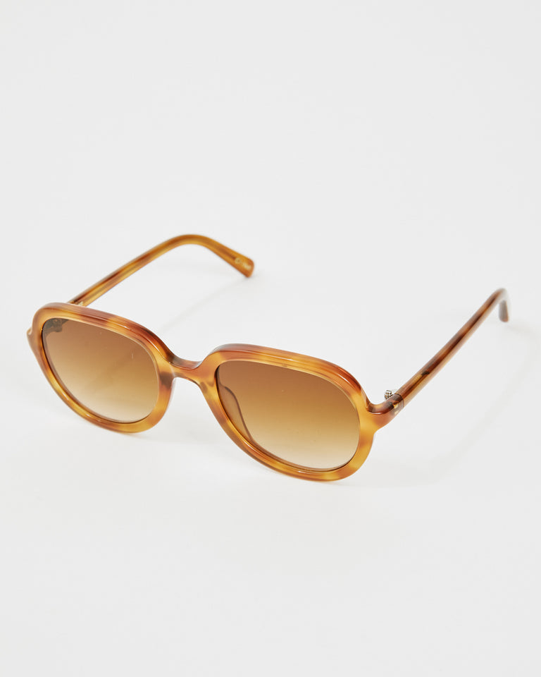 Voyage Aviator in Amber
