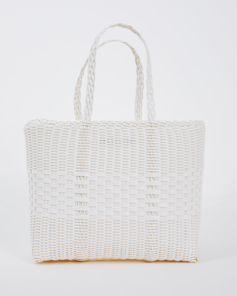 Small Lace Bag in White