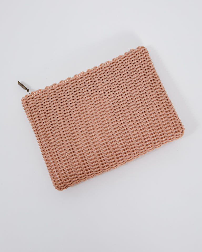 Small Clutch in Rosa