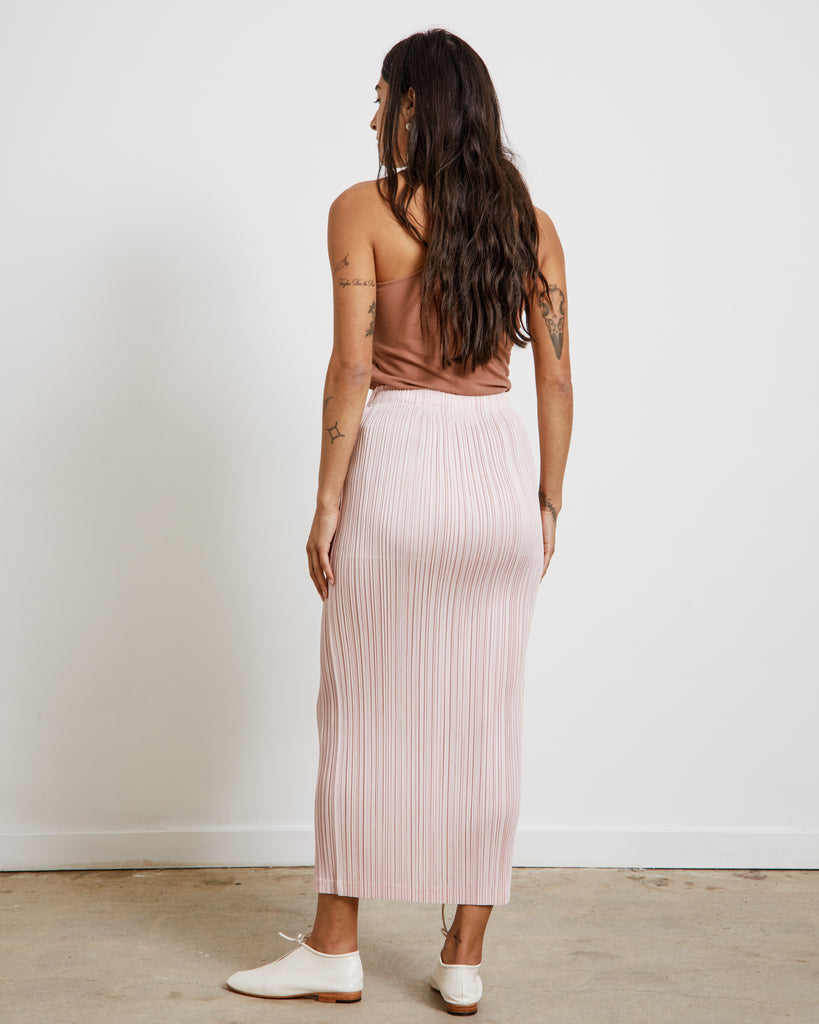 PP16JG435 Skirt in Blush