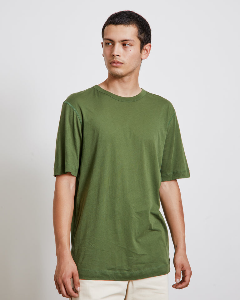 Habba 2607 M.K. T-Shirt in Green