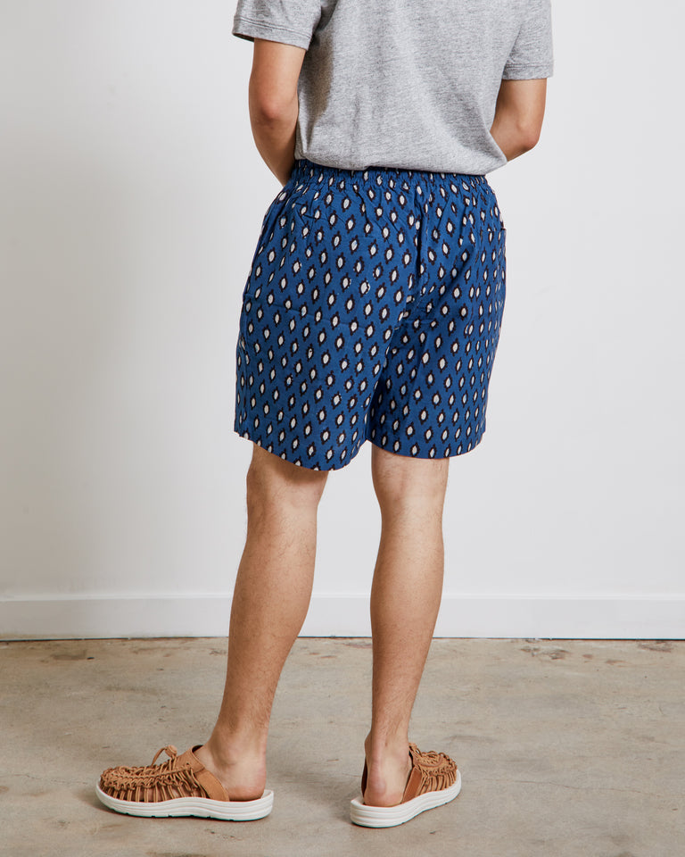 Alghero Beach Shorts in Navy