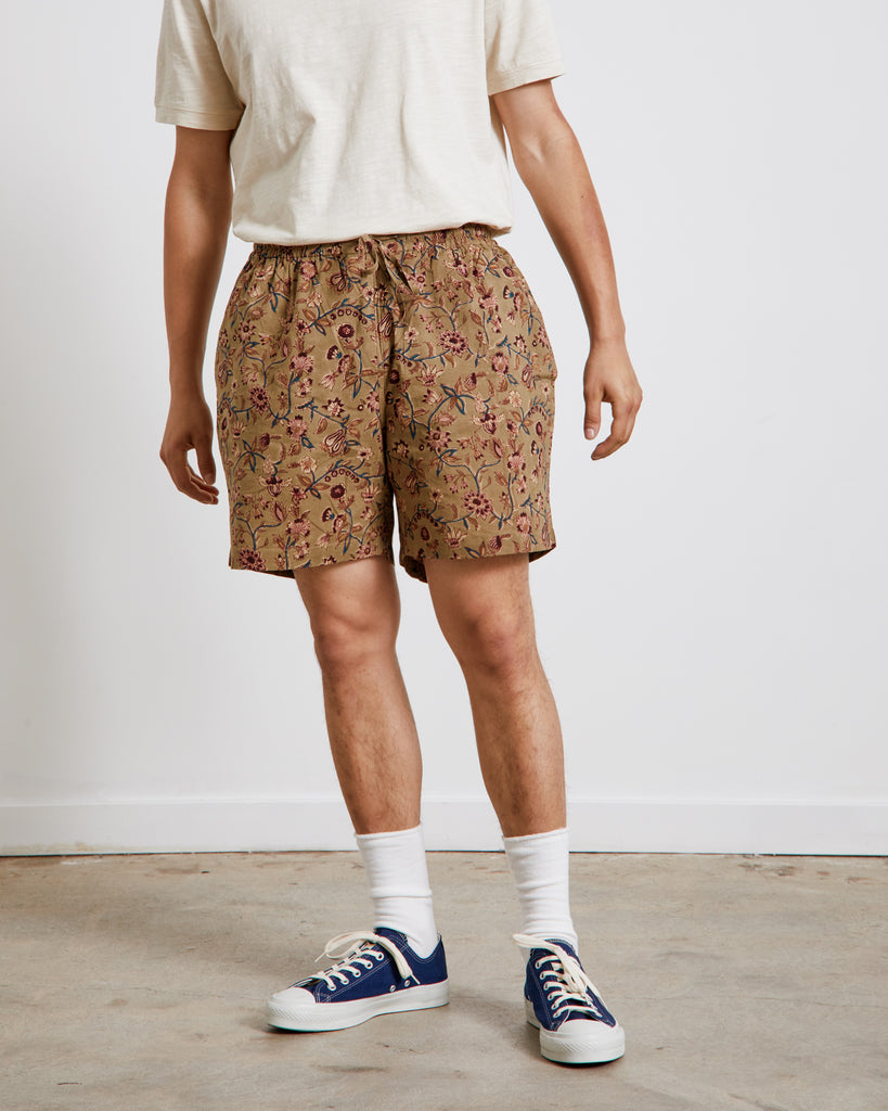 Mohawk General Store | Kardo | Alghero Beach Shorts in Tan